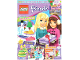 Book No: mag2015frnd12de  Name: Lego Magazine Friends 2015 Issue 12 (German)