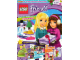 Book No: mag2015frnd12nl  Name: Lego Magazine Friends 2015 Issue 12 (Dutch)