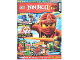 Book No: mag2015njo01de  Name: Lego Magazine Ninjago 2015 Issue 1 (German)