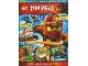Book No: mag2015njo01fr  Name: Lego Magazine Ninjago 2015 Issue 1 (French)