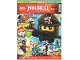 Book No: mag2015njo03de  Name: Lego Magazine Ninjago 2015 Issue 3 (German)