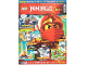 Book No: mag2015njo04de  Name: Lego Magazine Ninjago 2015 Issue 4 (German)