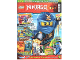 Book No: mag2015njo05de  Name: Lego Magazine Ninjago 2015 Issue 5 (German)