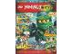 Book No: mag2015njo06fr  Name: Lego Magazine Ninjago 2015 Issue 6 (French)
