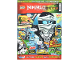 Book No: mag2015njo07de  Name: Lego Magazine Ninjago 2015 Issue 7 (German)