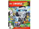 Book No: mag2015njo07pl  Name: Lego Magazine Ninjago 2015 Issue 7 (Polish)