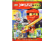 Book No: mag2015njo08pl  Name: Lego Magazine Ninjago 2015 Issue 8 (Polish)