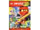 Book No: mag2015njo08pl  Name: Lego Magazine Ninjago 2015 Issue 8 (Polish)