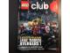 Book No: mag2015nl3  Name: Lego Club Magazine (Dutch) 2015 June July August