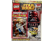 Book No: mag2015sw02en  Name: Lego Magazine Star Wars 2015 Issue 2 (English)