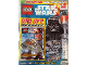 Book No: mag2015sw06en  Name: Lego Magazine Star Wars 2015 Issue 6 (English)
