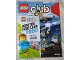 Book No: mag2015uk4  Name: Lego Club Magazine (UK & Ireland) 2015 Issue 4