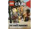 Book No: mag2015uk5  Name: Lego Club Magazine UK 2015 Issue 5