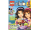 Book No: mag2015ukgi1  Name: Lego Club Magazine Girls (UK & Ireland) 2015 Issue 1