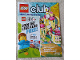 Book No: mag2015ukgi4  Name: Lego Club Magazine Girls (UK & Ireland) 2015 Issue 4