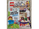 Book No: mag2015ukgi5  Name: Lego Club Magazine Girls (UK & Ireland) 2015 Issue 5