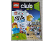 Book No: mag2015ukjr4  Name: Lego Club Junior Magazine (UK & Ireland) 2015 Issue 4