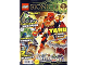 Book No: mag2016bion01pl  Name: Lego Magazine Bionicle 2016 Issue 1 (Polish)