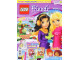 Book No: mag2016frnd01pl  Name: Lego Magazine Friends 2016 Issue 1 (Polish)