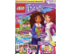 Book No: mag2016frnd02pl  Name: Lego Magazine Friends 2016 Issue 2 (Polish)