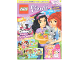 Book No: mag2016frnd03de  Name: Lego Magazine Friends 2016 Issue 3 (German)