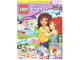 Book No: mag2016frnd04de  Name: Lego Magazine Friends 2016 Issue 4 (German)