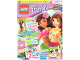 Book No: mag2016frnd06de  Name: Lego Magazine Friends 2016 Issue 6 (German)