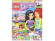 Book No: mag2016frnd07de  Name: Lego Magazine Friends 2016 Issue 7 (German)