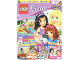 Book No: mag2016frnd08de  Name: Lego Magazine Friends 2016 Issue 8 (German)