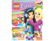 Book No: mag2016frnd09de  Name: Lego Magazine Friends 2016 Issue 9 (German)