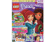 Book No: mag2016frnd11pl  Name: Lego Magazine Friends 2016 Issue 11 (Polish)