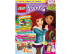 Book No: mag2016frnd12nl  Name: Lego Magazine Friends 2016 Issue 12 (Dutch)