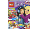 Book No: mag2016frnd12pl  Name: Lego Magazine Friends 2016 Issue 12 (Polish)