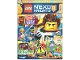 Book No: mag2016nex01de  Name: Lego Magazine Nexo Knights 2016 Issue 1 (German)