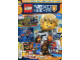 Book No: mag2016nex02pl  Name: Lego Magazine Nexo Knights 2016 Issue 2 (Polish)