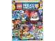 Book No: mag2016nex05de  Name: Lego Magazine Nexo Knights 2016 Issue 5 (German)