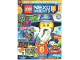 Book No: mag2016nex06de  Name: Lego Magazine Nexo Knights 2016 Issue 6 (German)