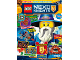 Book No: mag2016nex06nl  Name: LEGO Magazine Nexo Knights 2016 Issue 6 (Dutch)