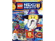 Book No: mag2016nex06pl  Name: Lego Magazine Nexo Knights 2016 Issue 6 (Polish)