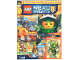 Book No: mag2016nex07de  Name: Lego Magazine Nexo Knights 2016 Issue 7 (German)