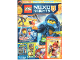 Book No: mag2016nex08de  Name: Lego Magazine Nexo Knights 2016 Issue 8 (German)