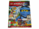Book No: mag2016njo04pl  Name: Lego Magazine Ninjago 2016 Issue 4 (Polish)