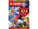 Book No: mag2016njo05pl  Name: Lego Magazine Ninjago 2016 Issue 5 (Polish)