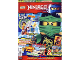 Book No: mag2016njo06pl  Name: Lego Magazine Ninjago 2016 Issue 6 (Polish)