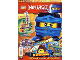 Book No: mag2016njo08pl  Name: Lego Magazine Ninjago 2016 Issue 8 (Polish)