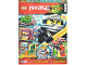 Book No: mag2016njo09de  Name: Lego Magazine Ninjago 2016 Issue 9 (German)