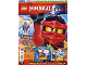 Book No: mag2016njo09pl  Name: Lego Magazine Ninjago 2016 Issue 9 (Polish)