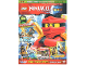 Book No: mag2016njo11de  Name: Lego Magazine Ninjago 2016 Issue 11 (German)