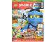 Book No: mag2016njo12de  Name: Lego Magazine Ninjago 2016 Issue 12 (German)