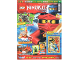 Book No: mag2016njo13de  Name: Lego Magazine Ninjago 2016 Issue 13 (German)